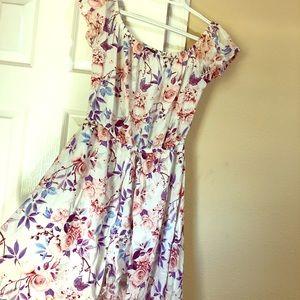 Summer romper dress